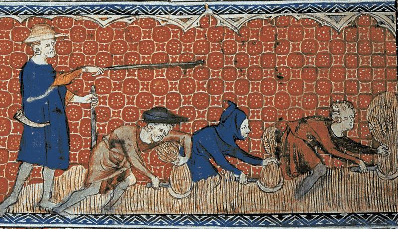 Лизинг през средните векове